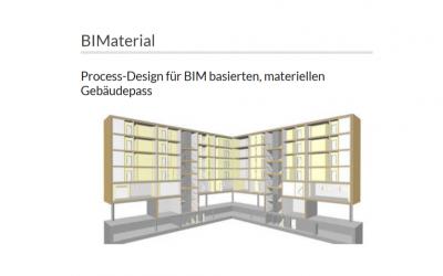 BIMaterial (BuildingOne dans la recherche)